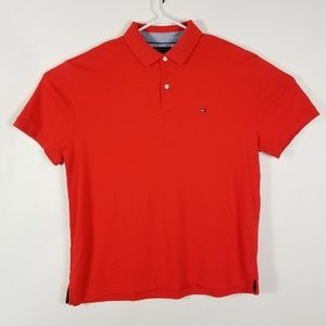 Tommy Hilfiger Custom Fit Size Large Polo Shirt
